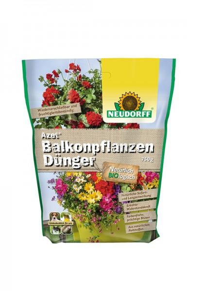 Azet Balkonpflanzen Dünger
