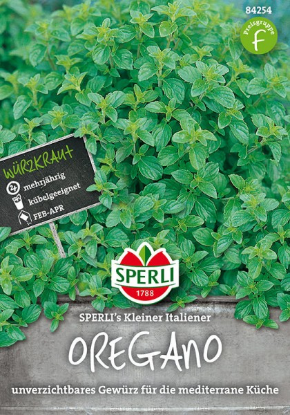 Oregano SPERLI's Kleiner Italiener