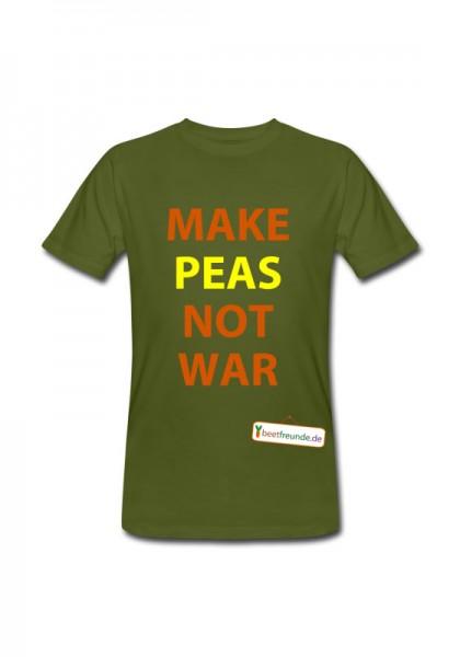 Make Peas Not War Shirt (Männer)