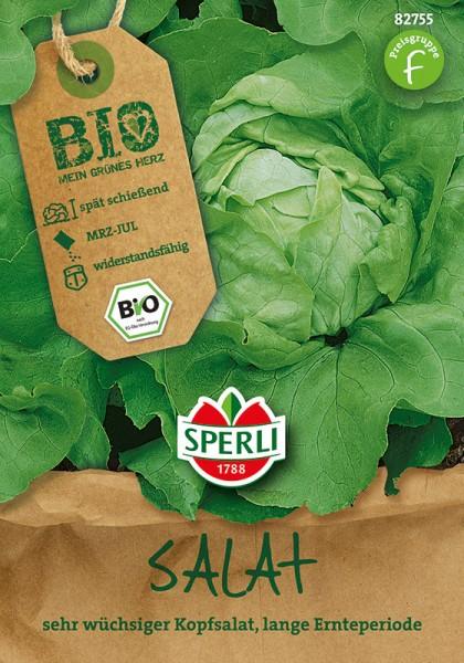 Bio-Kopfsalat