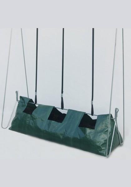 Wiederverwendbarer Erdsack für Growbag Frame