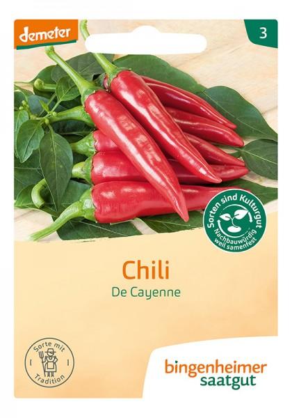 Peperoni De Cayenne
