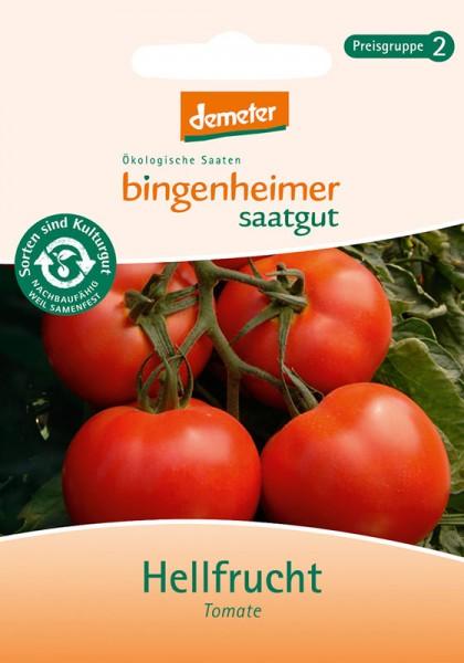 Tomate Hellfrucht