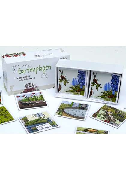 Gartenplagen - Wendespiel