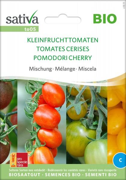 Tomaten-Mix kleinfrüchtig