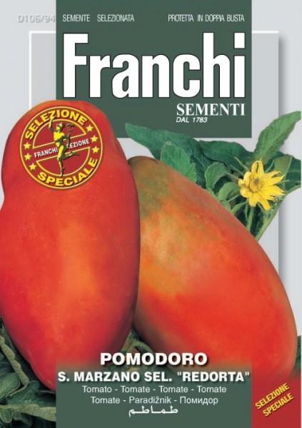 Tomate San Marzano Sel. Redorta