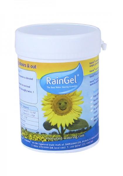 RainGel Wasser-Speicherpulver für Kübelpflanzen
