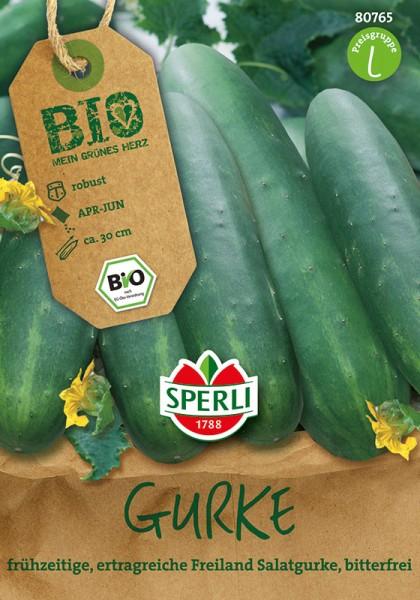 Bio-Salatgurke