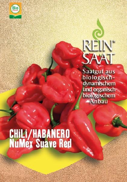 Chili NuMex Suave Red