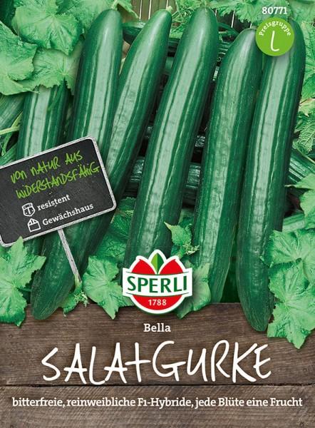 Salatgurken Bella F1