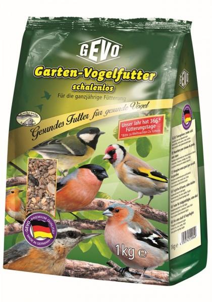 Garten-Vogelfutter schalenlos