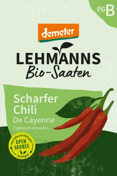 Scharfe Chili De Cayenne