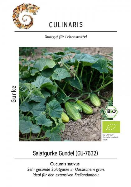 Salatgurke Gundel