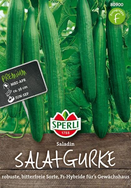 Salatgurken Saladin F1