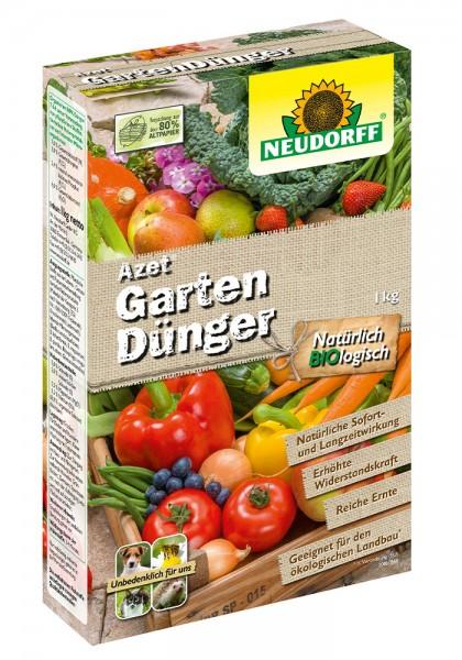 Azet Garten Dünger