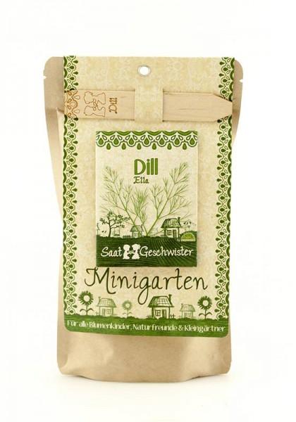 Minigarten Dill