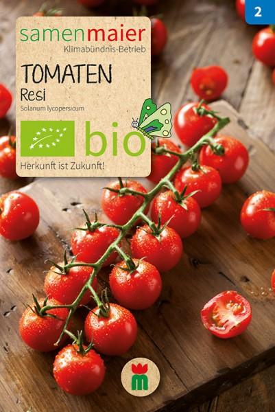 BIO Tomaten, Resi