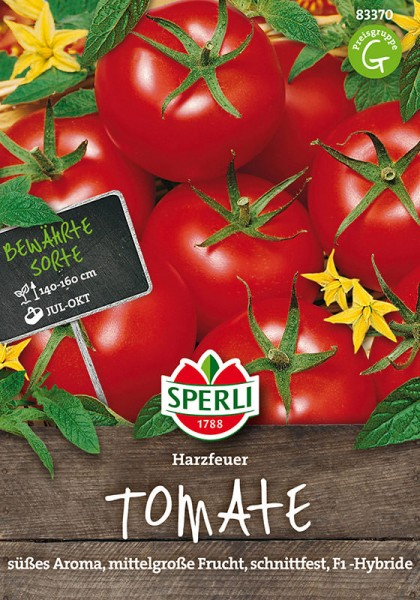 Tomaten Harzfeuer F1