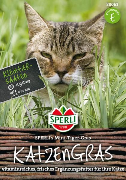 Katzengras SPERLING´s Mini-Tiger-Gras