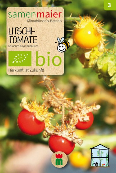 BIO Litschi-Tomate