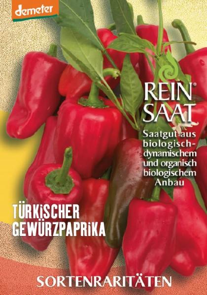 Türkischer Gewürzpaprika