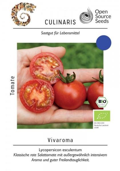 Freilandtomate Vivaroma
