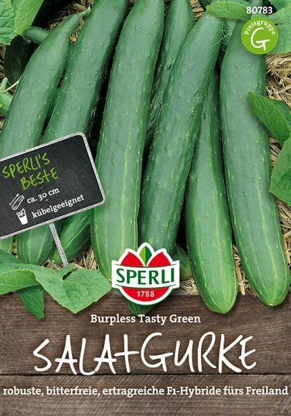 Salatgurken Burpless Tasty Green F1