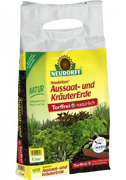 Neudohum Aussaat- & Kräutererde