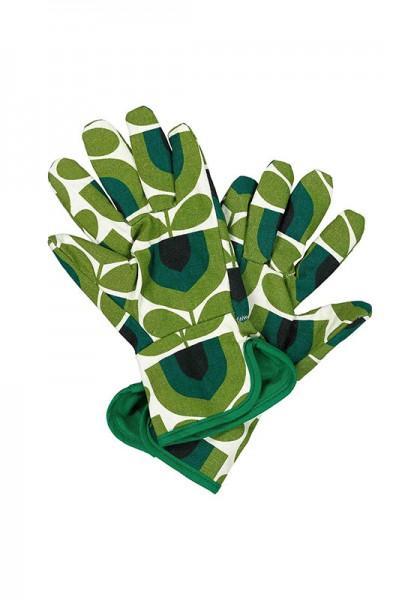 Damenhandschuhe Orla Kiely im Tulpen-Design