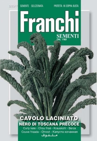 Palmkohl Nero di Toscana Precoce