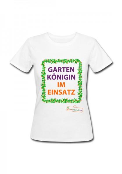 Gartenkönigin Shirt (Frauen)