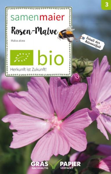 Wildblume Rosen-Malve