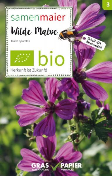 Wildblume Wilde Malve