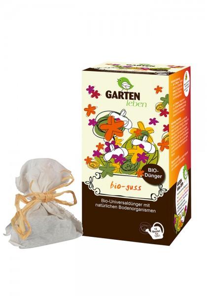 Kompost-Tee für Pflanzen universal