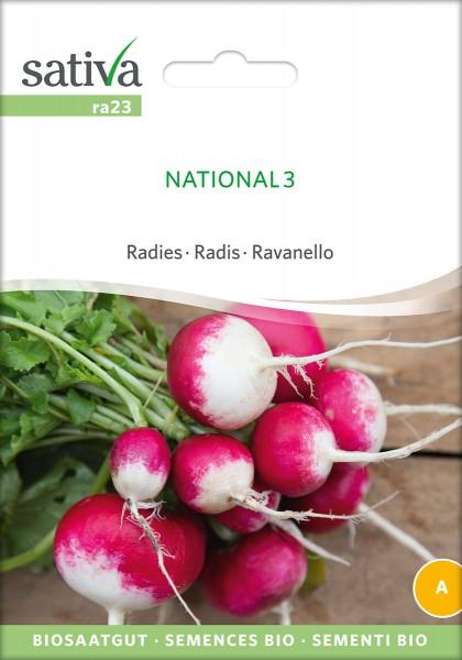 Radieschen National 3