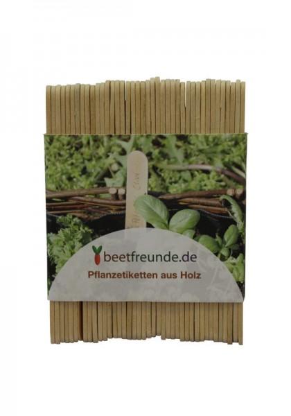 Pflanzetiketten aus Holz (10x114mm)