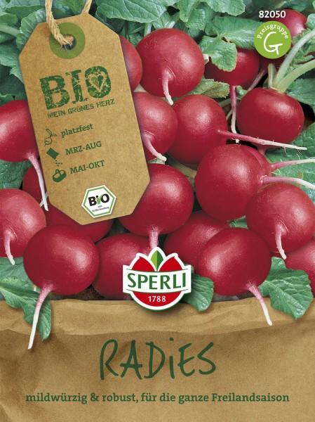 Bio-Radieschen Cherry Belle