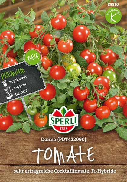 Tomate Donna F1