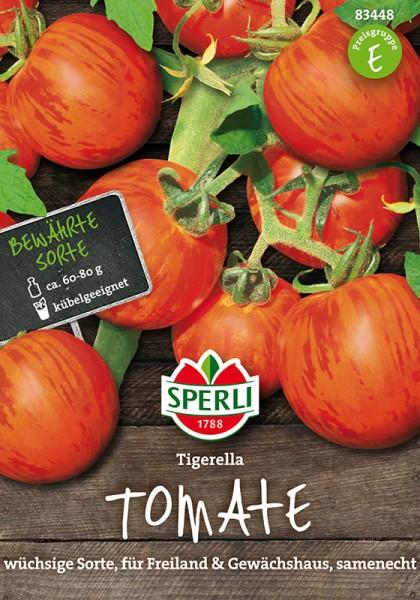 Tomaten Tigerella