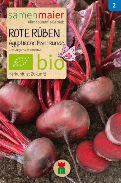 BIO Rote Rüben, Ägyptische Plattrunde