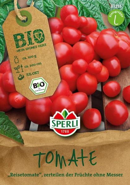 BIO-Tomate Voyage (Reisetomate)
