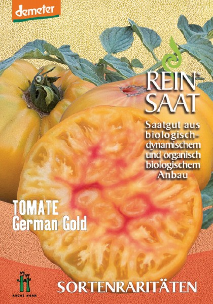 Fleischtomate German Gold