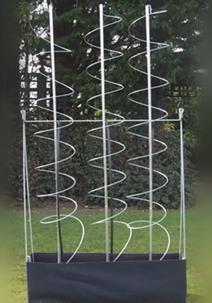 Rankspirale für Growbag-Frame und Töpfe (3er Set)