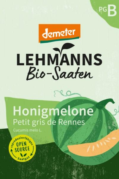 Honigmelone Petit gris de Rennes
