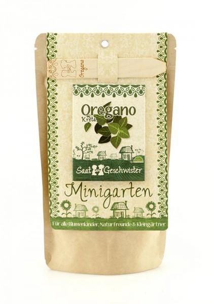 Minigarten Oregano