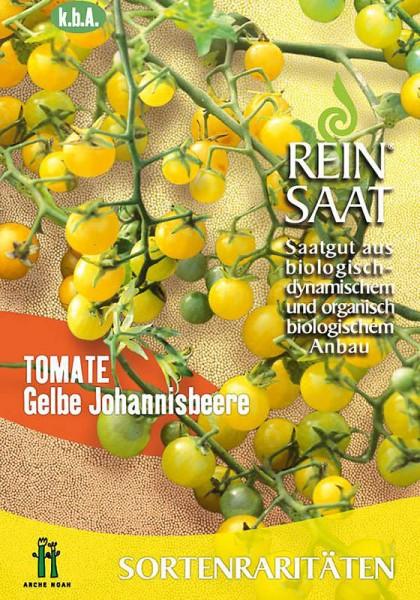 Busch/Mini Gelbe Johannisbeere
