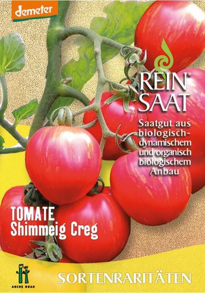 Salattomate Shimmeig Creg