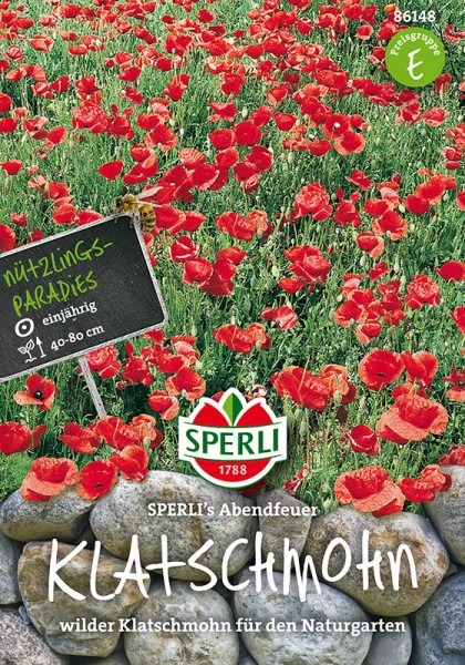 Wilder Klatschmohn SPERLING´s Abendfeuer