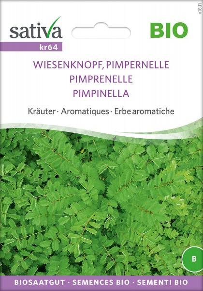 Wiesenknopf, Pimpernelle