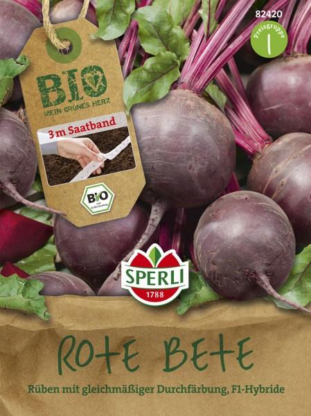 Bio-Rote Bete Boro - Saatband